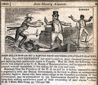 John Bull's monarchy a refuge from Brother Jonathan's slavery