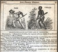 Emancipated slaves can take care of themselves [graphic].