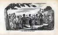 """The Sabbath among slaves"" [graphic] / Strong, Thomas W. sc."