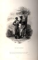 The slaves of Martinique [graphic] / Engraved by D.L. Glover.