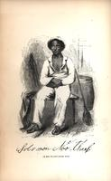 Solomon Northup in his plantation suit [graphic] / Coffin.