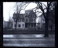 [Exterior of unidentified residence, possibly in Germantown] [graphic].