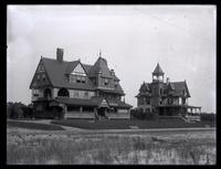 [Avocado and adjacent residence at Sea Girt, New Jersey] [graphic].