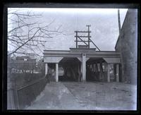 Entrance to Brandywine Bridge, Wilmington, [DE] [graphic].