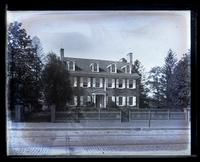 Old [Wachsmuth]-Henry House, 4436 Main St. opposite Fisher's Lane, [Germantown] [graphic].