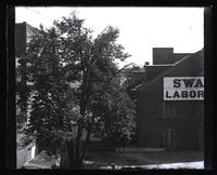 Swaim's Laboratory from Mr. Carbutt's window, [at 628-630 Chestnut Street, Philadelphia] [graphic].