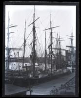 Vessels at oil wharves Schuylkill River, [Philadelphia] [graphic].