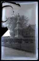 Soldier's monument-Market Square, [Germantown] [graphic].