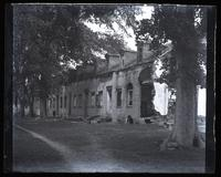 [Row of workmen's houses, Allaire, N.J.] [graphic].