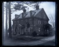 Old Johnson House, [Upsala], opposite Chews, [Germantown] [graphic].