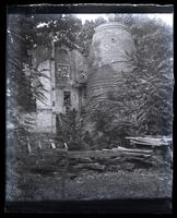 Old blast furnace at Allaire, [NJ] [graphic].