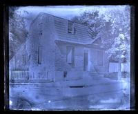 Oldest house in Germantown. Cor[ner] Main & Johnson Sts. [graphic].