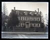 Old [Wachsmuth]-Henry house, Main St. opp. Fisher's Lane, [Germantown] [graphic].