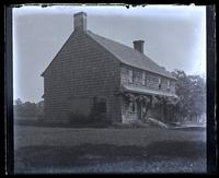 Robert Morris' old house near Bailey's Corner, about 150 years old [graphic].