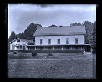 Our Meeting-house from W. [Germantown] [graphic].