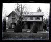 Our old cottage, Cor. of Chew St. & Church Lane. Taken from E. in garden, [Germantown] [graphic].