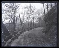 On River Road round Flat Rock tunnel, [West Manayunk, Philadelphia] [graphic].