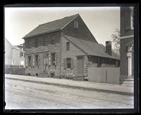 Old House [G.H. Dyson Boot and Shoemaker], no. [blank] Main St. below Duys Lane, [Germantown] [graphic].