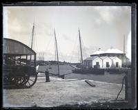 Ordinance Island & shed. St. Georges, [Bermuda] [graphic].