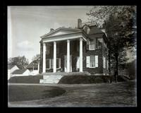Old Logan house, Negley's Hill, Main St. [Gemantown] [graphic].