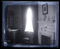 M[arriott] C. M[orris]'s room over little parlor, 5442 [Germantown Avenue, Deshler-Morris House] [graphic].