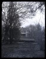 [Back of 6706 Cresheim Road, Pelham] [graphic].