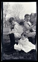 [Elliston Perot Morris Jr., Marriott Canby Morris Jr., and Janet Morris] Germantown [graphic].