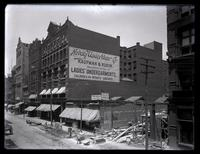 [700 block of Arch Street, north side, looking west, Philadelphia] [graphic].