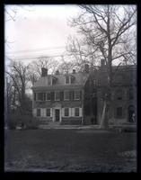 5442 from Market Sq[uare], [Deshler-Morris House, Germantown] [graphic].