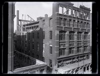 [715-719 Arch Street, Bowen, Dungan & Co. under reconstruction, Philadelphia] [graphic].