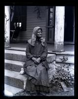 Aunt Phebe at Mcaboy's, Polk Co. North Carolina [graphic].