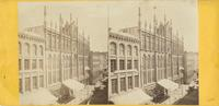 [Masonic Hall, Chestnut Street below Eighth, Philadelphia] [graphic].