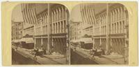 [Chestnut Street between Sixth and Seventh streets; construction] [graphic].