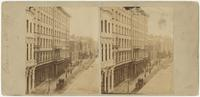 [Chestnut Street above Eighth Street, south side, looking west] [graphic].