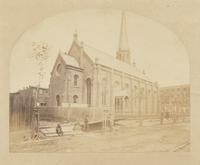 St. Clement's Church (Protestant Episcopal), Twentieth and Cherry Streets, Philadelphia. [graphic].