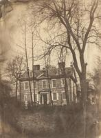 [Chew mansion, Germantown] [graphic] / [Taken February 1857 by James E. McClees]