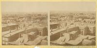 Panoramic views from the steeple of Independence Hall, 520 Chestnut Street, Philadelphia. [graphic].