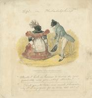 "Life in Philadelphia. ""Shall I hab de honour to dance de next quadrille...?"" [graphic] / [Clay], fec."