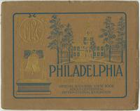 Philadelphia. The birthplace of liberty. Official souvenir view book Sesqui-Centennial International Exposition [graphic] / Copyrighted by John D. Cardinell, official photographer and publisher.