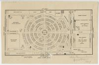 [First floor plan of John Wanamaker's grand depot, 1887] [graphic].