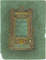Collections from fugitive sources only, illustrative of the antiquities, progress & c. of the city Philadelphia [graphic] / Vincit qui se vincit. Collected by Chas. A. Poulson.