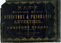 Rae's Philadelphia pictorial directory & panoramic advertiser. Chestnut Street, from Second to Tenth Streets. [graphic].