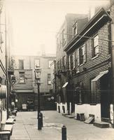 [McKinley's Court, west from 516 North Second Street, Philadelphia] [graphic].