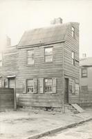 [Residence at Second and Wharton streets, Philadelphia] [graphic].