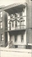 [House at Pine Street between 21st and 22nd streets, Philadelphia] [graphic].