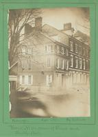 House n.w. corner of Prune and Fourth street. [graphic] / Photograph by Richards.