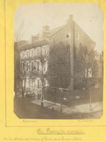 The Penington mansion. On the northwest corner of Race and Crown Street. [graphic]
