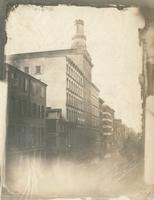 [Jayne Building, 242-244 Chestnut Street, Philadelphia] [graphic].