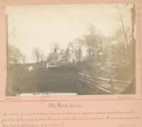 "The Rock House, [graphic] : So called, writes Mr. Watson, ""because it rests on an exposed rock (large) situated at the junction of Shoemaker's street (""lane"" in old times), and the rail road. It has no particular history, but is picturesque and ancient"" /"