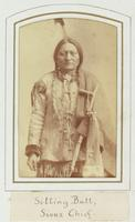 Sitting Bull, Sioux Chief, 1834?-1890 [graphic].